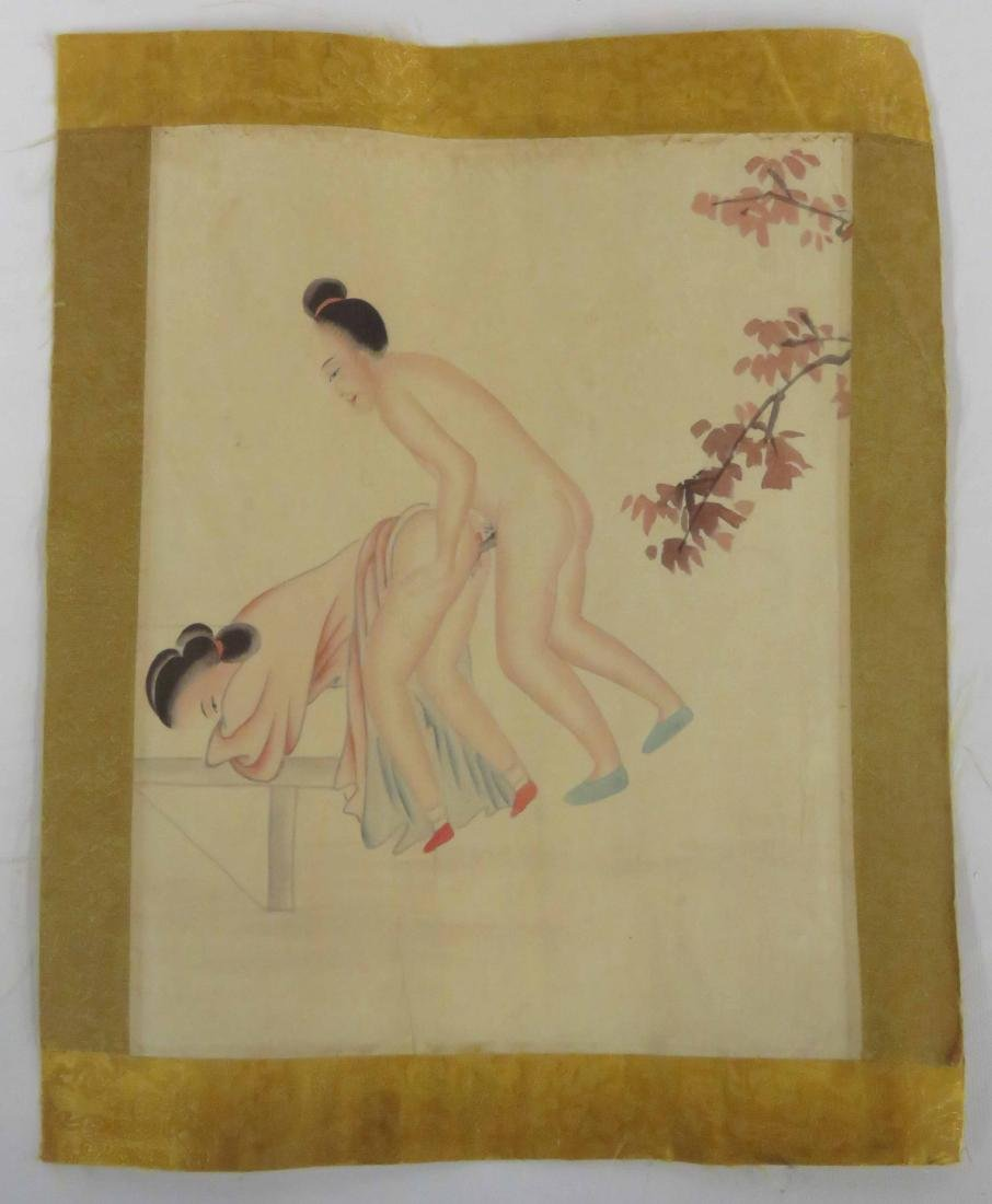 CHINESE SCHOOL (19/20TH CENTURY), WATERCOLOR ON PAPER,