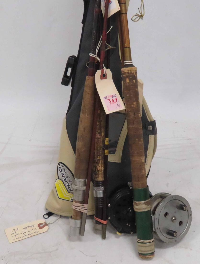 "LOT (4) ASSORTED FLY RODS/REELS INCLUDING ""THE DONESA"" - 2"