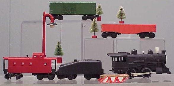 2014: LIONEL TRAIN SET/TRACK/TRANSFORMERS