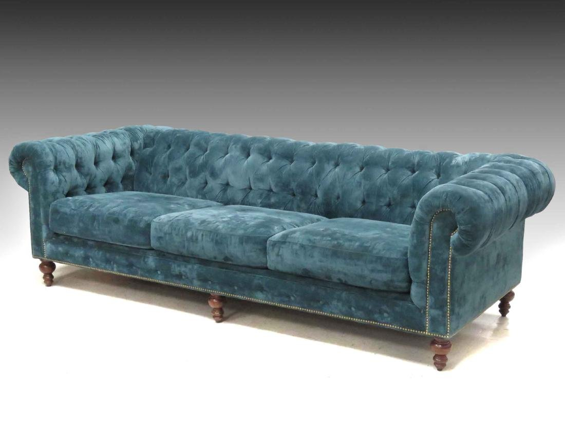 COMFORTABLE COUCH COMPANY CUSTOM UPHOLSTERED