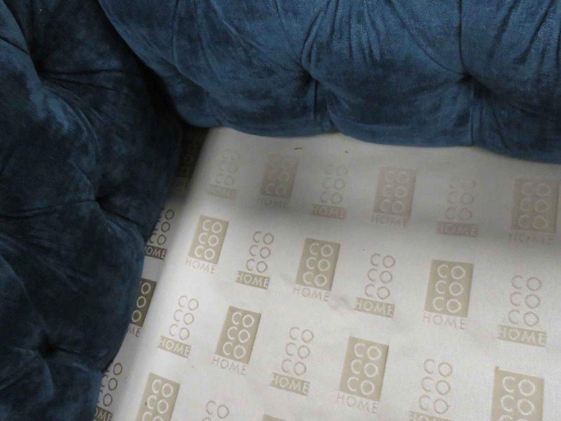 COMFORTABLE COUCH COMPANY CUSTOM UPHOLSTERED - 2