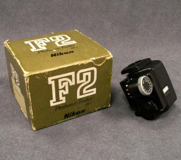 22: NIKON DP-1 PHOTOMIC FINDER (FOR F2 CAMERA) #398247