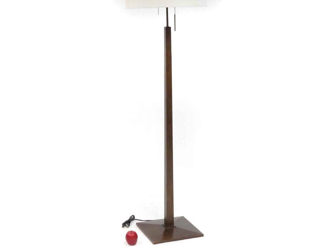 DESIGNER TORCHIER FLOOR LAMP. HEIGHT 76""