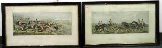 AFTER JOHN DEAN PAUL (BRITISH 1775-1852), LOT (2) HAND
