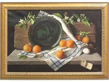 LODEWIJK KAREL BRUCKMAN (DUTCH/AMERICAN 1913-1980), OIL