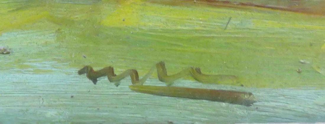 FLEMISH SCHOOL (20TH CENTURY), OIL ON PANEL, WINDMILLS, - 2
