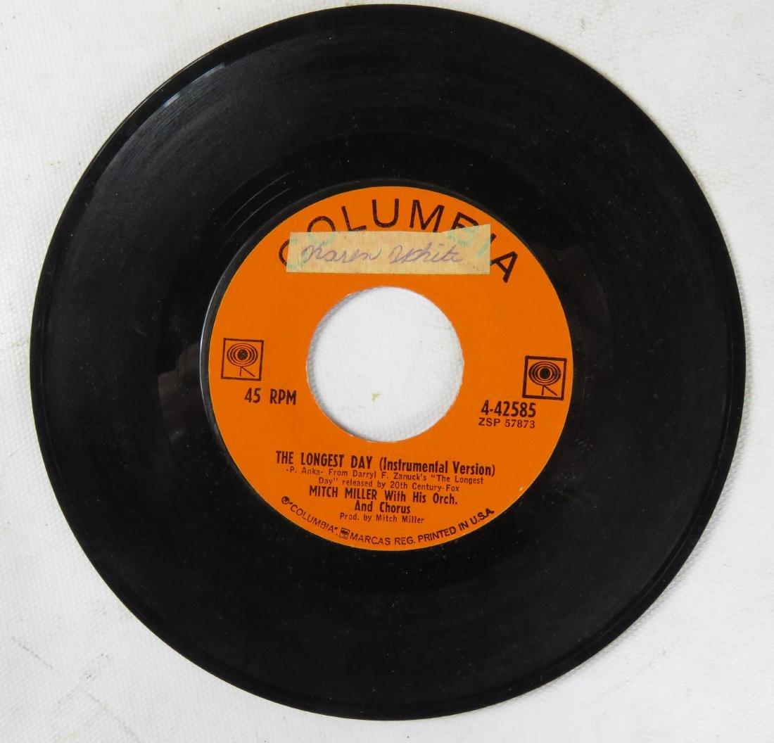 LOT (2) BOXES VINTAGE 45 RPM RECORDS, C.1960'S - 2