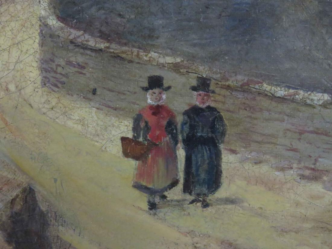 CONTINENTAL SCHOOL (19TH CENTURY) OIL ON CANVAS, - 3