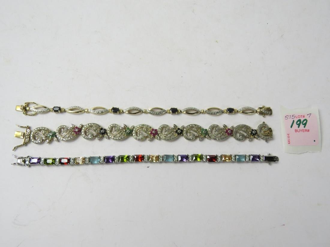 ASSORTED LOT (20) COSTUME JEWELRY NECKLACES - 4