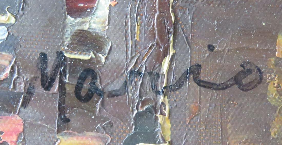 CONTINENTAL SCHOOL (20TH CENTURY), OIL ON CANVAS, - 2