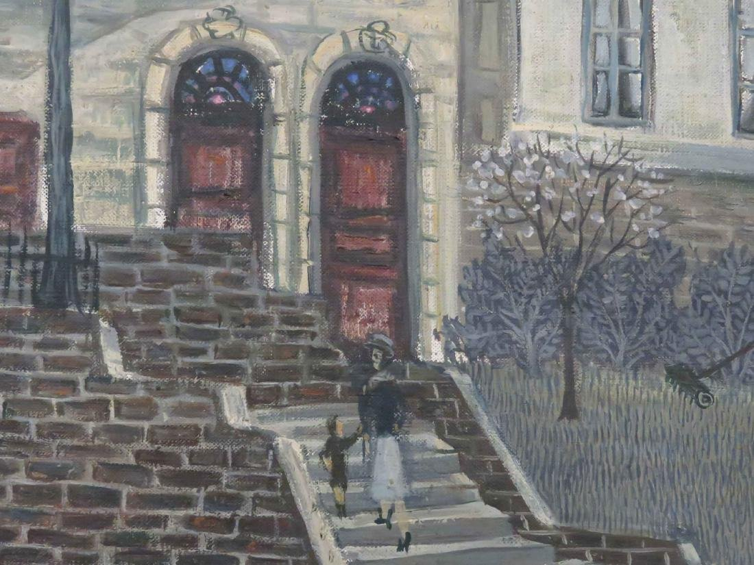 JEAN RAFFY LE PERSAN (FRENCH 1920-2008), OIL ON CANVAS, - 5