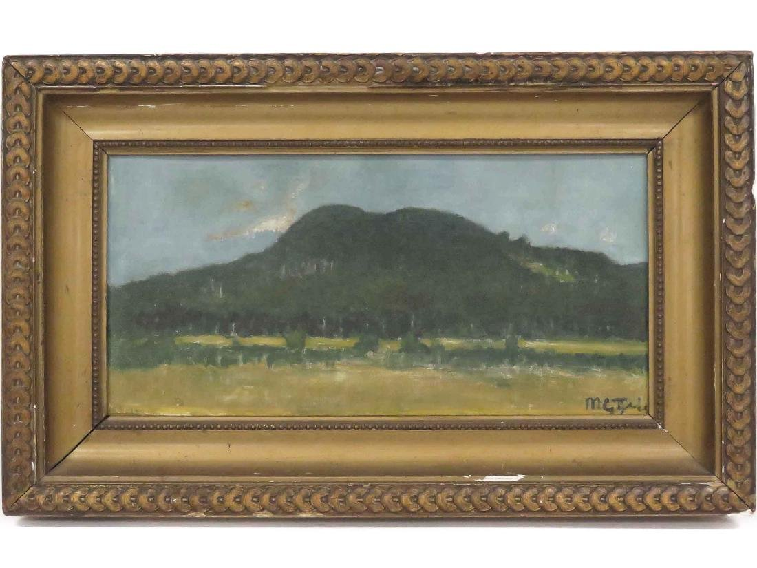 DUTCH SCHOOL (20TH CENTURY), OIL ON CANVAS BOARD,