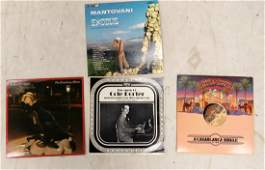 (2) BOXES ASSORTED VINTAGE 33 RPM VINYL RECORD