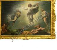 1255 PAINTING CHRISTS ASCENT AMERICAN SCHOOL