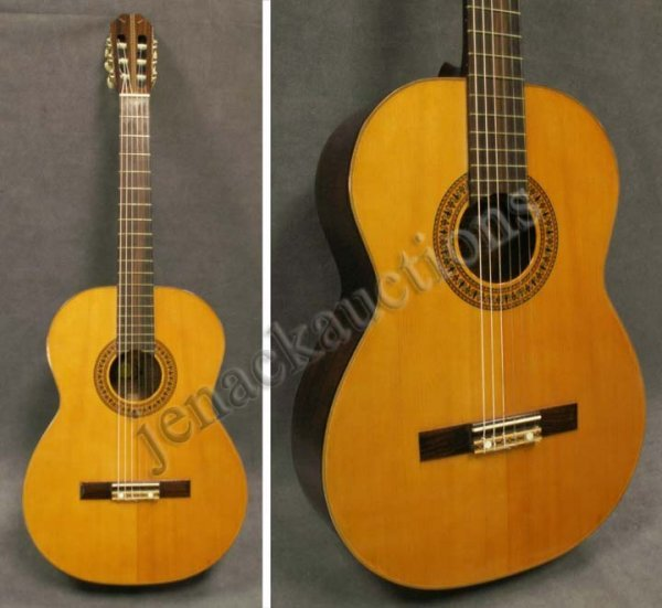 19: VINTAGE KAY CLASSICAL ACOUSTIC GUITAR MODEL KDG60R