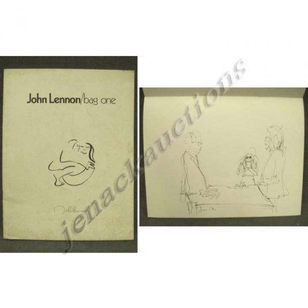 2016: JOHN LENNON/BAG ONE