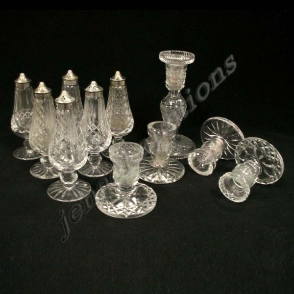 2: LOT (8) WATERFORD CRYSTAL