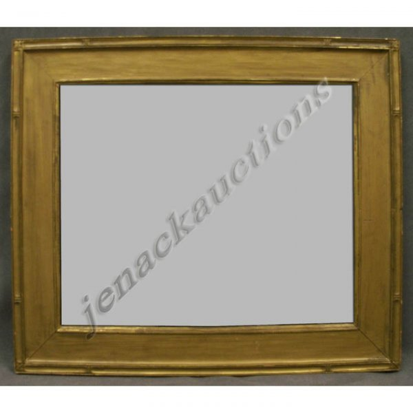 148: VINTAGE NEWCOMB-MACKLIN CARVED/GILT FRAME