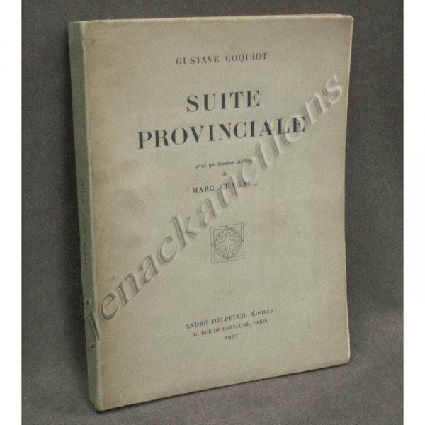 4: VOLUME - GUSTAVE COQUIOT, SUITE PROVINCIALE, (92)