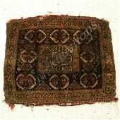 150: ANTIQUE PERSIAN BAG FACE