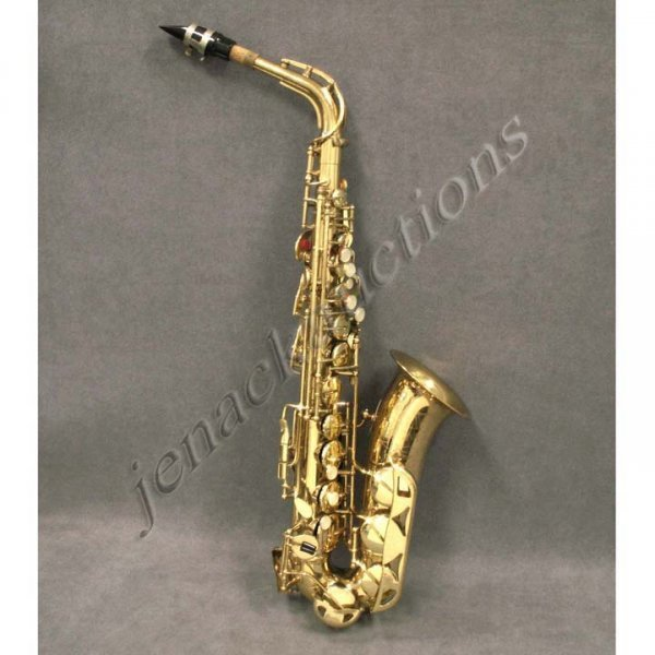 3: CONN ALTO SAXOPHONE #N188640 WITH CASE