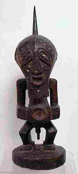 SONGE CARVED POWER FIGURE