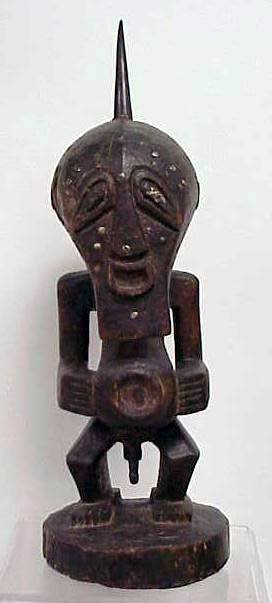 2: SONGE CARVED POWER FIGURE