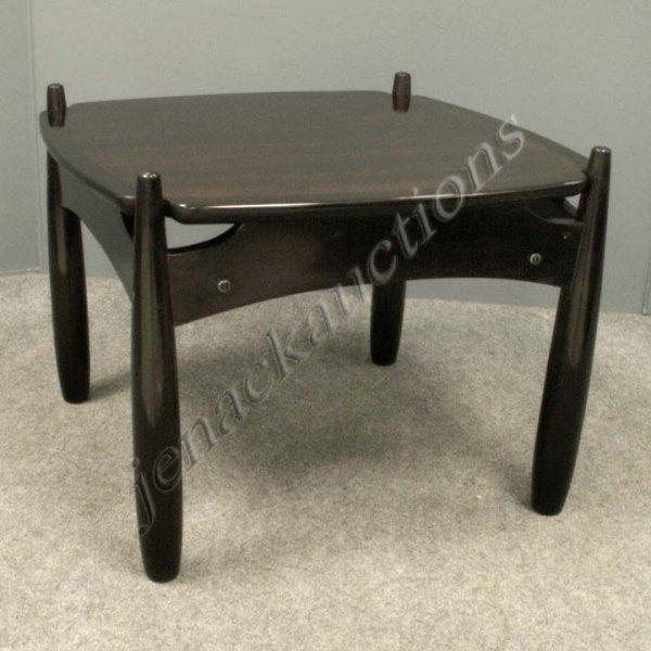 5: SERGIO RODRIGUEZ DESIGN ROSEWOOD TABLE