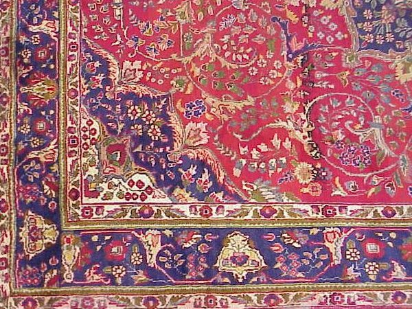 1061: TABRIZ CARPET