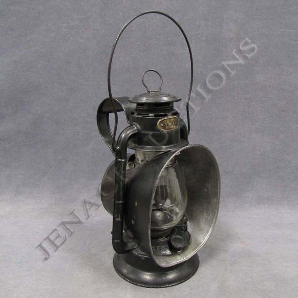 4: NY O & W DIETZ IDEAL INSPECTOR LAMP