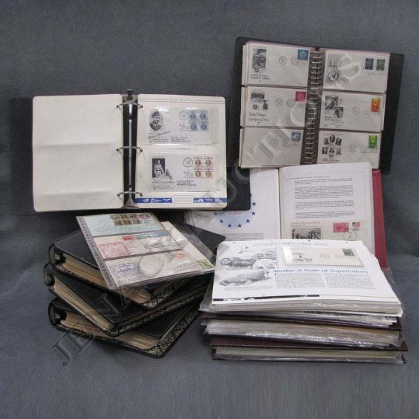 11: LOT ASSORTED FIRST DAY COVERS