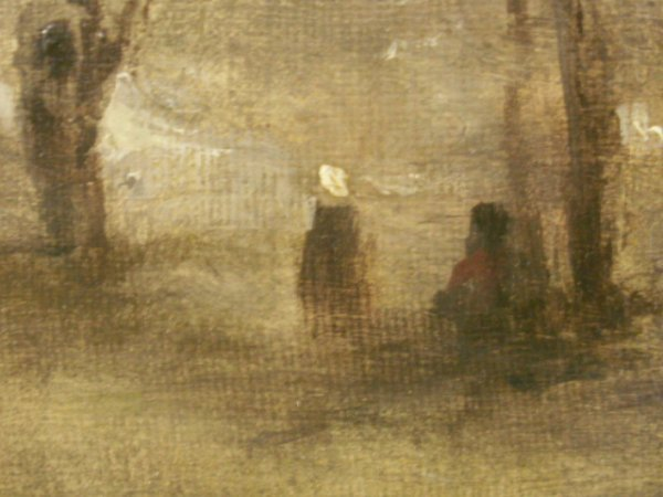261: ATTRIBUTED TO JEAN BAPTISTE CAMILLE COROT - 5