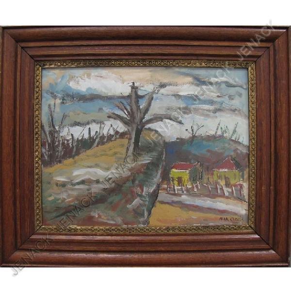 12: ALEXANDER REDEIN (BRIDGEPORT CT 1912-90) OIL