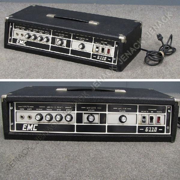 6: EMC MODEL G110 AMPLIFIER