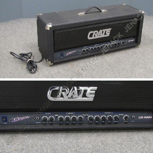 12: CRATE EXCALIBUR MODEL GX-900H AMPLIFIER