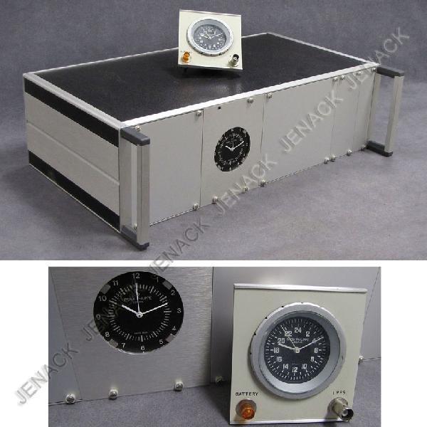 86: LOT (2) PATEK PHILIPPE ELECTRIC COMPONENT CLOCKS