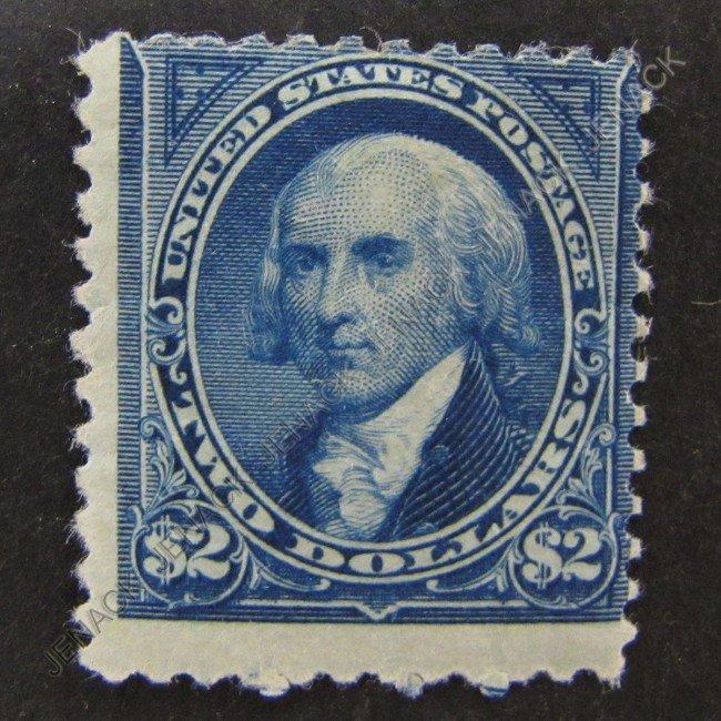 160: U.S. POSTAGE STAMP, SCOTT CATALOG #262