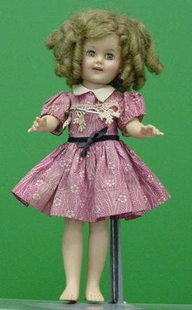 20: IDEAL SHIRLEY TEMPLE DOLL