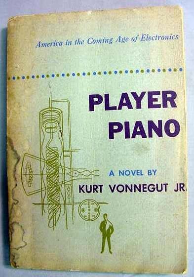 2330: VOL-PLAYER PIANO, KURT VONNEGUT 1ST ED