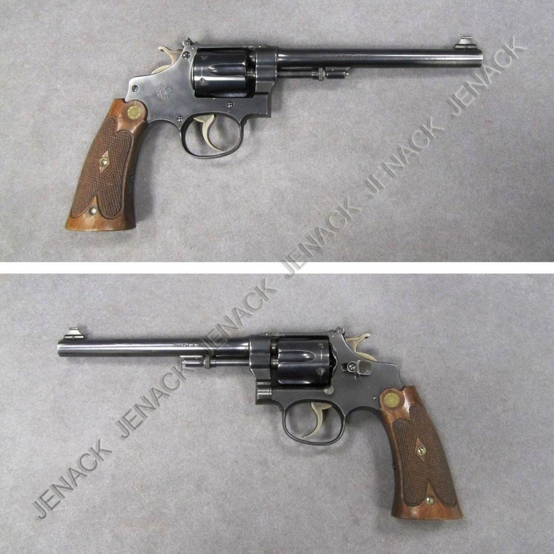 30: **RESTRICTED** SMITH & WESSON 3RD MODEL REVOLVER