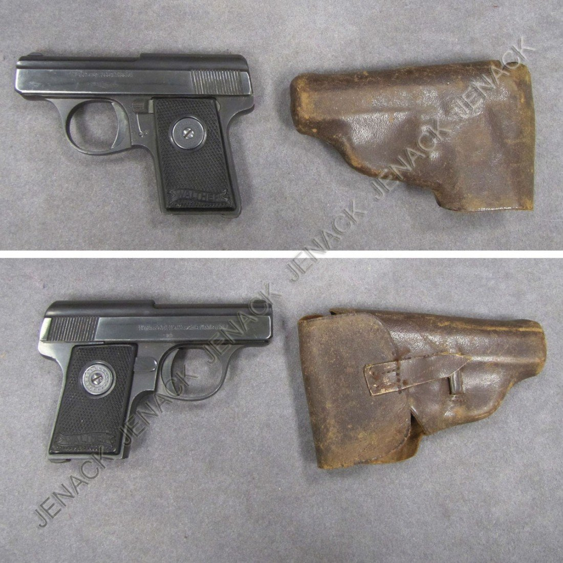 92: **RESTRICTED** WALTHER MODEL 9, 6.35MM PISTOL