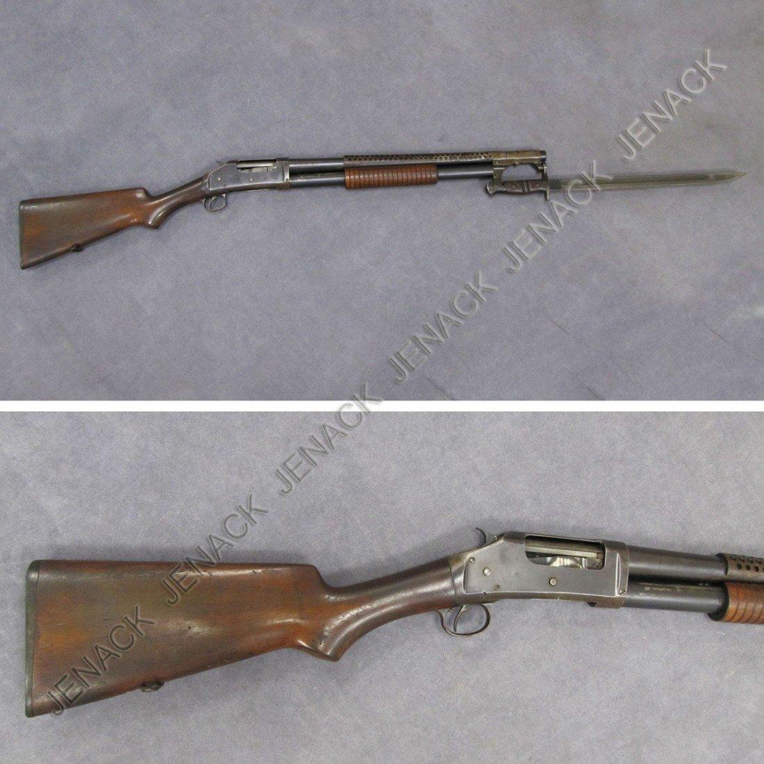 95: **NICS CHECK** WINCHESTER MODEL 1897 SHOT GUN