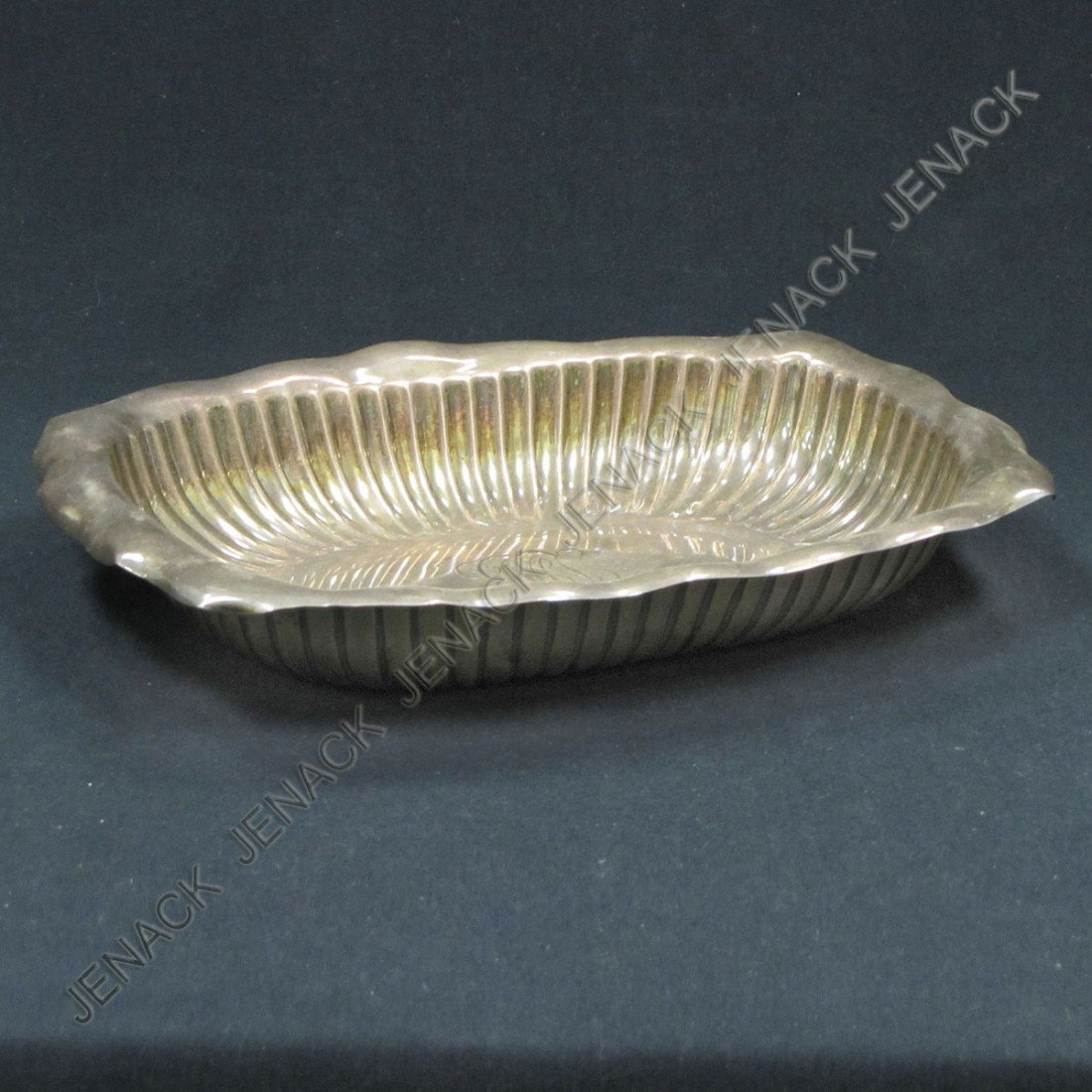1: WHITING STERLING SILVER BREAD DISH