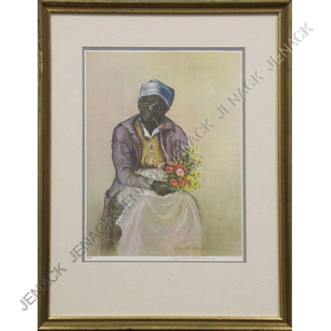 100: ELIZABETH O'NEILL VERNER (AMERICAN 1883-1979)