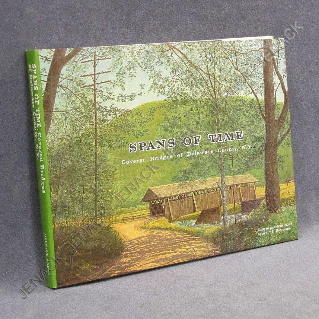 112: VOLUME-SPANS OF TIME: COVERED BRIDGES OF DELAWARE