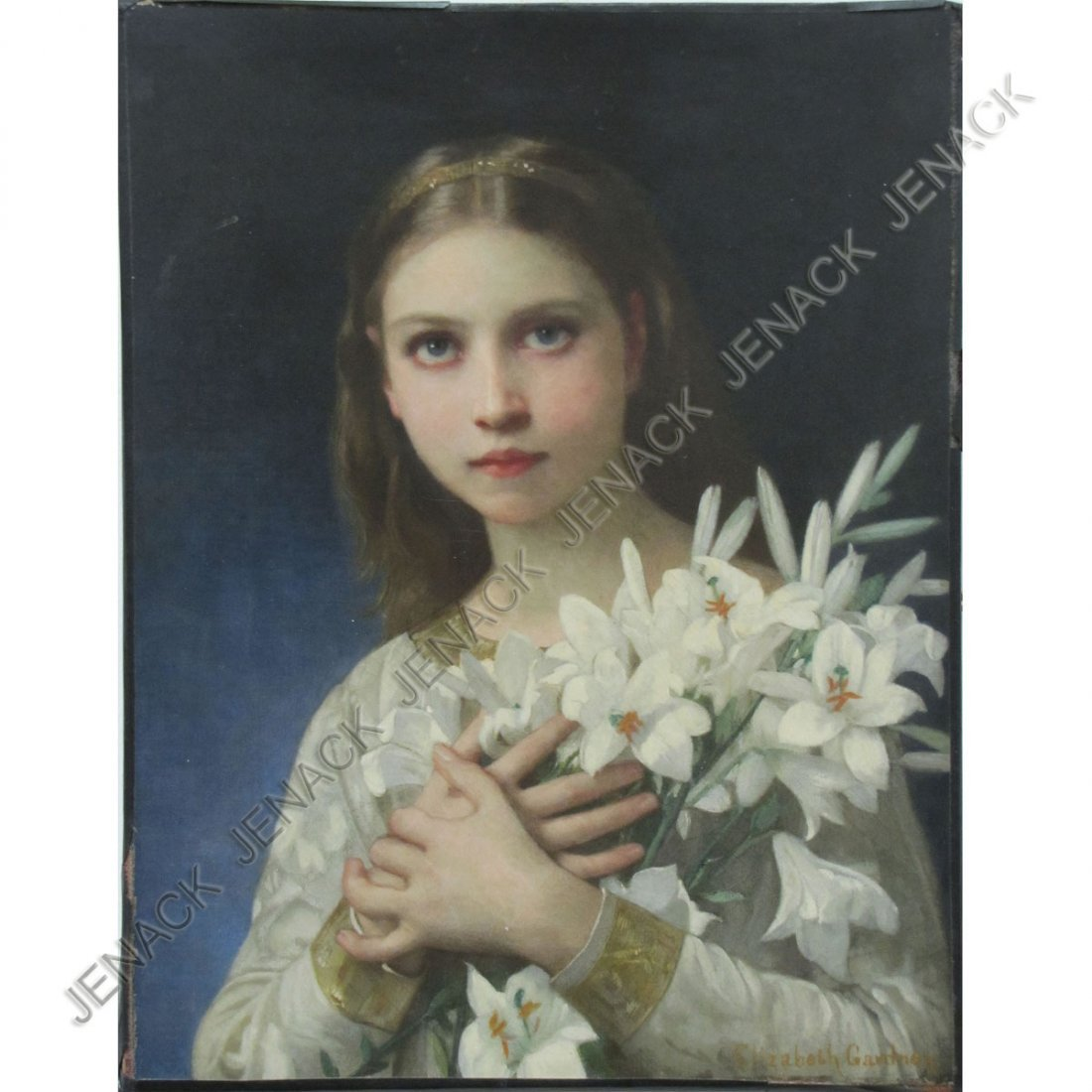269: ELIZABETH JANE (GARDNER) BOUGUEREAU