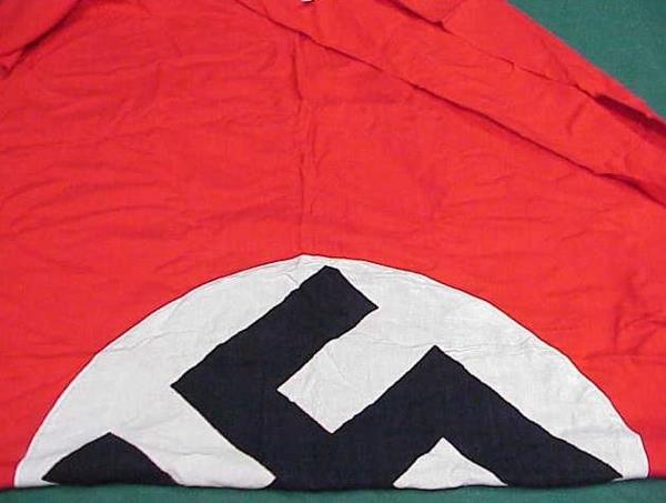 36: GERMAN WWII BANNER