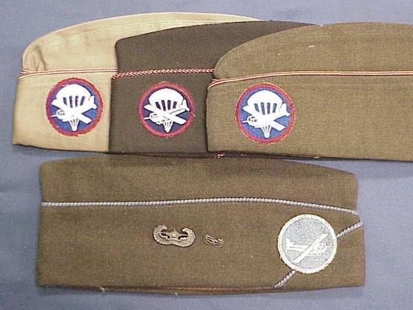 44: LOT (6) U.S. WWII GLIDER CORPS