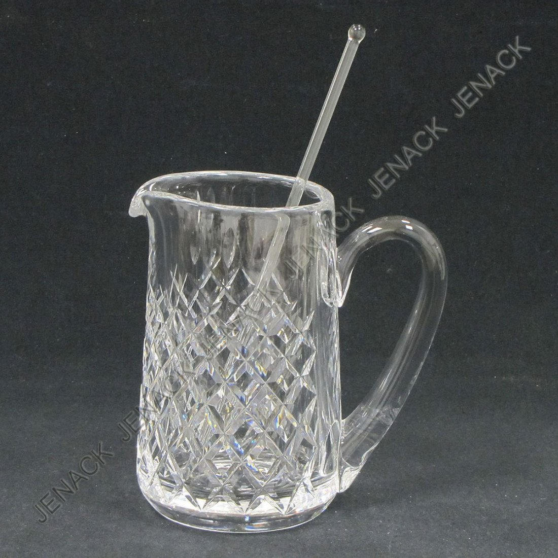 16: WATERFORD CRYSTAL PITCHER