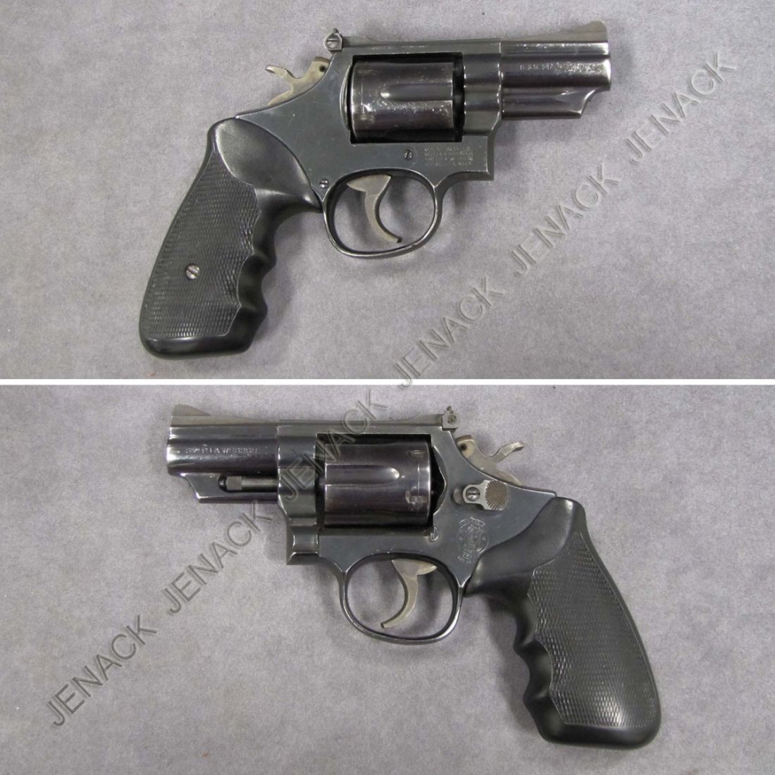 11: **RESTRICTED** SMITH & WESSON MOD 19-5 .357 MAG